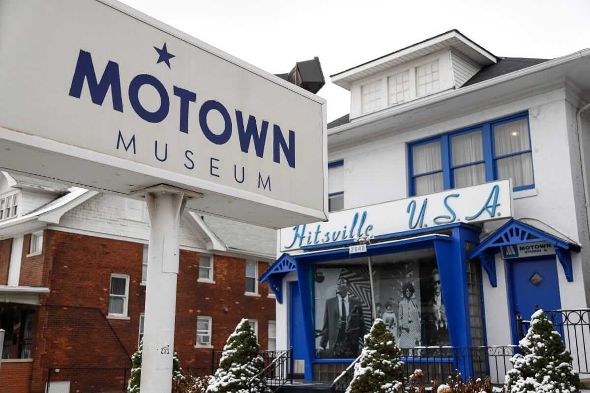 Image of the Motown Museum